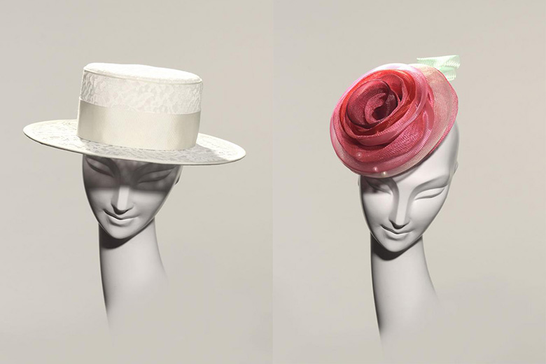 Stephen Jones millinery 2019 Spring Summer