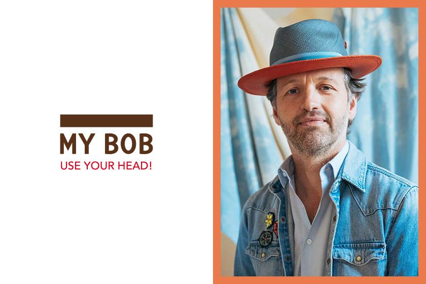「MY BOB」デザイナー|ジェフロア・モレールス