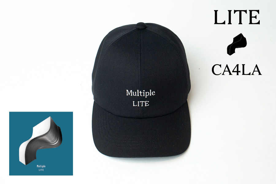 LITE x CA4LA Collaboration Cap Release
