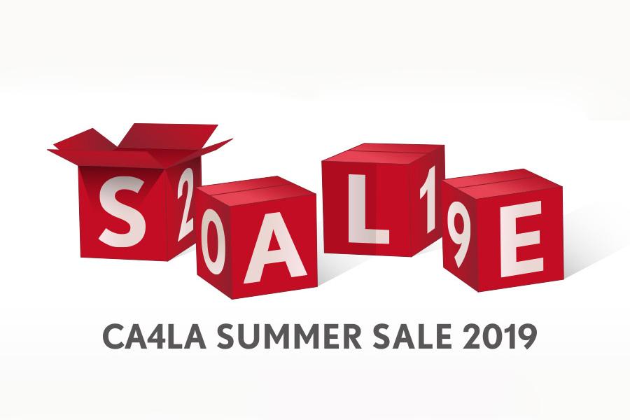 CA4LA 2019 SUMMER SALE について