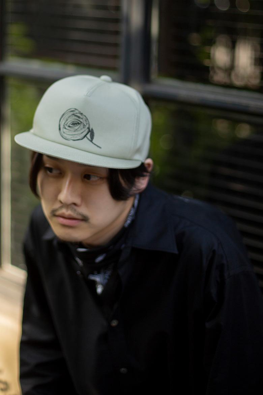 JUN KANEKO X CA4LA CAP