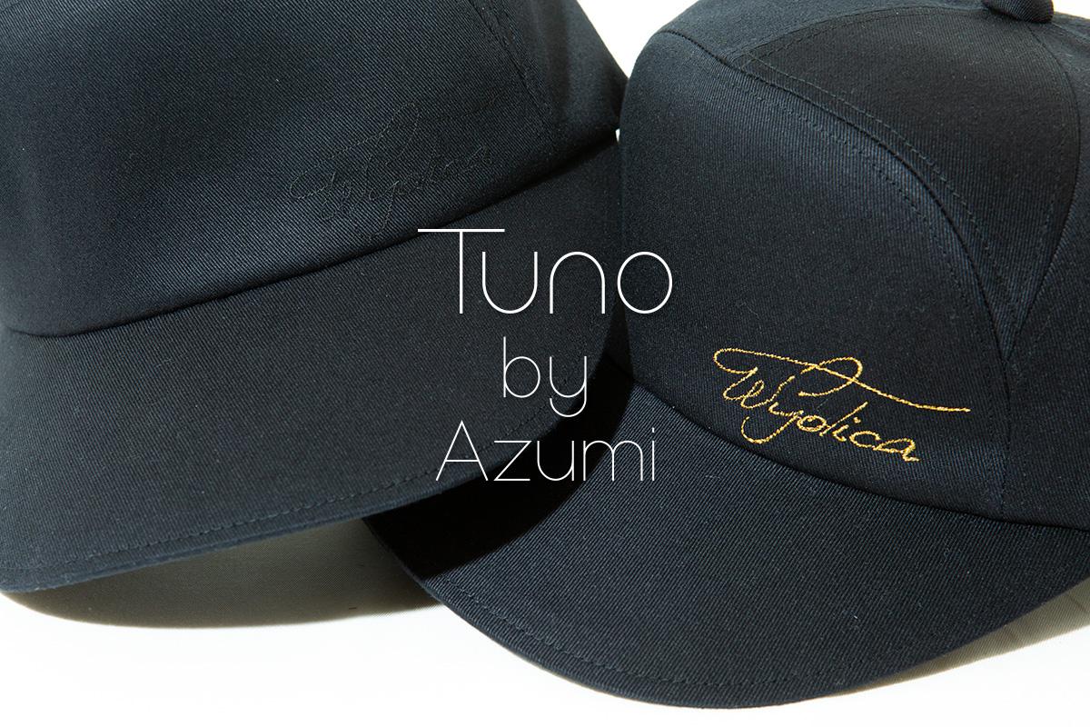 """Tuno by Azumi for CA4LA """"wyolica"""" 20th Anniversary Cap"""