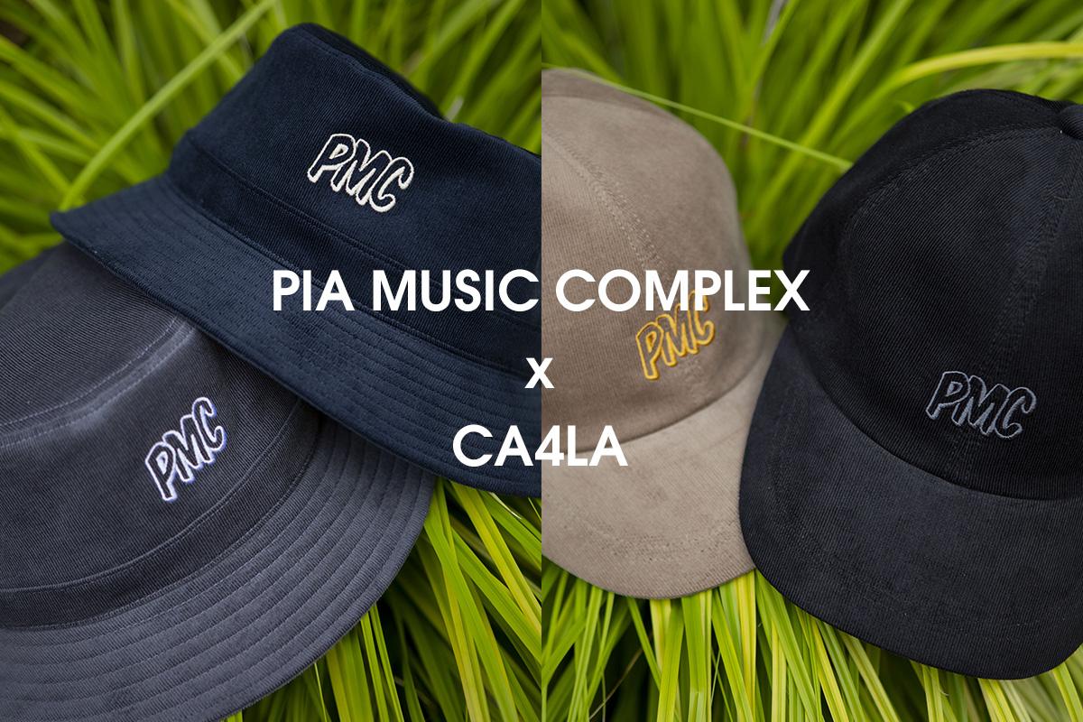 ぴあの音楽フェス「PIA MUSIC COMPLEX 2019」の会場でコラボハット発売