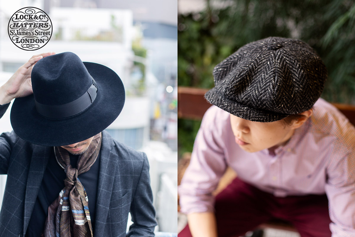 JAMES LOCK & CO. Hatters 2019-20AW