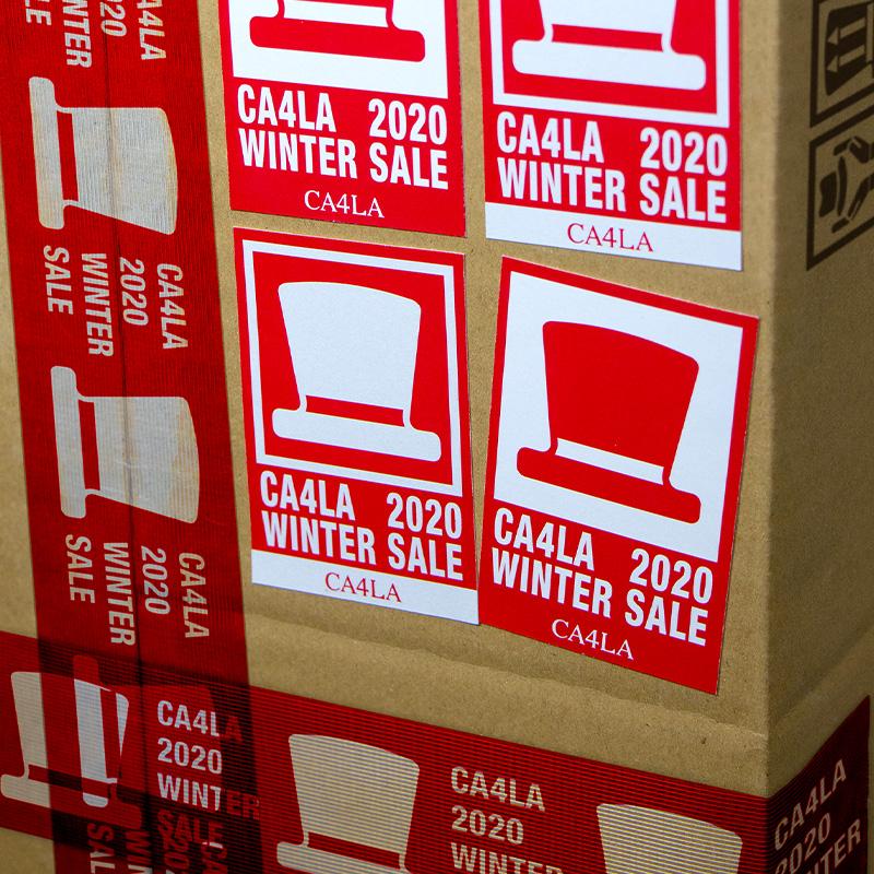 CA4LA 2020 WINTER SALE