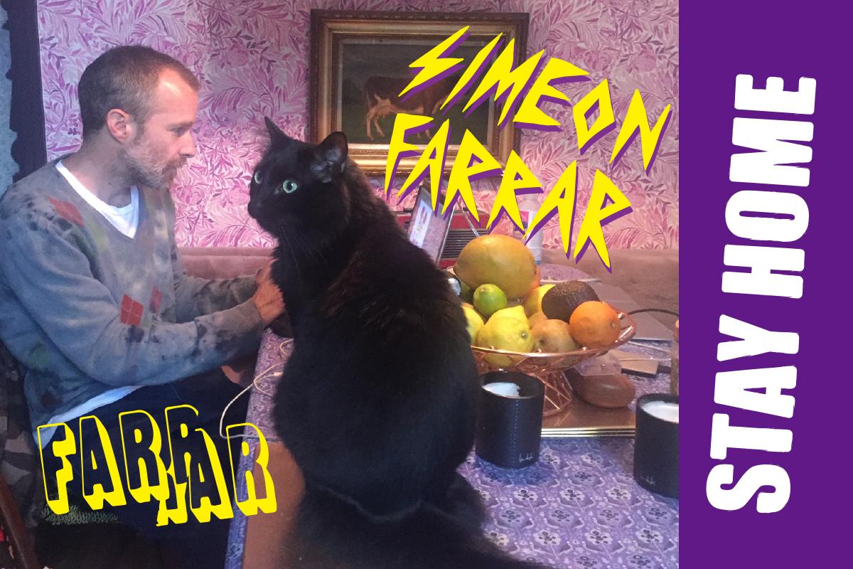 CA4LA at HOME with SIMEON FARRAR