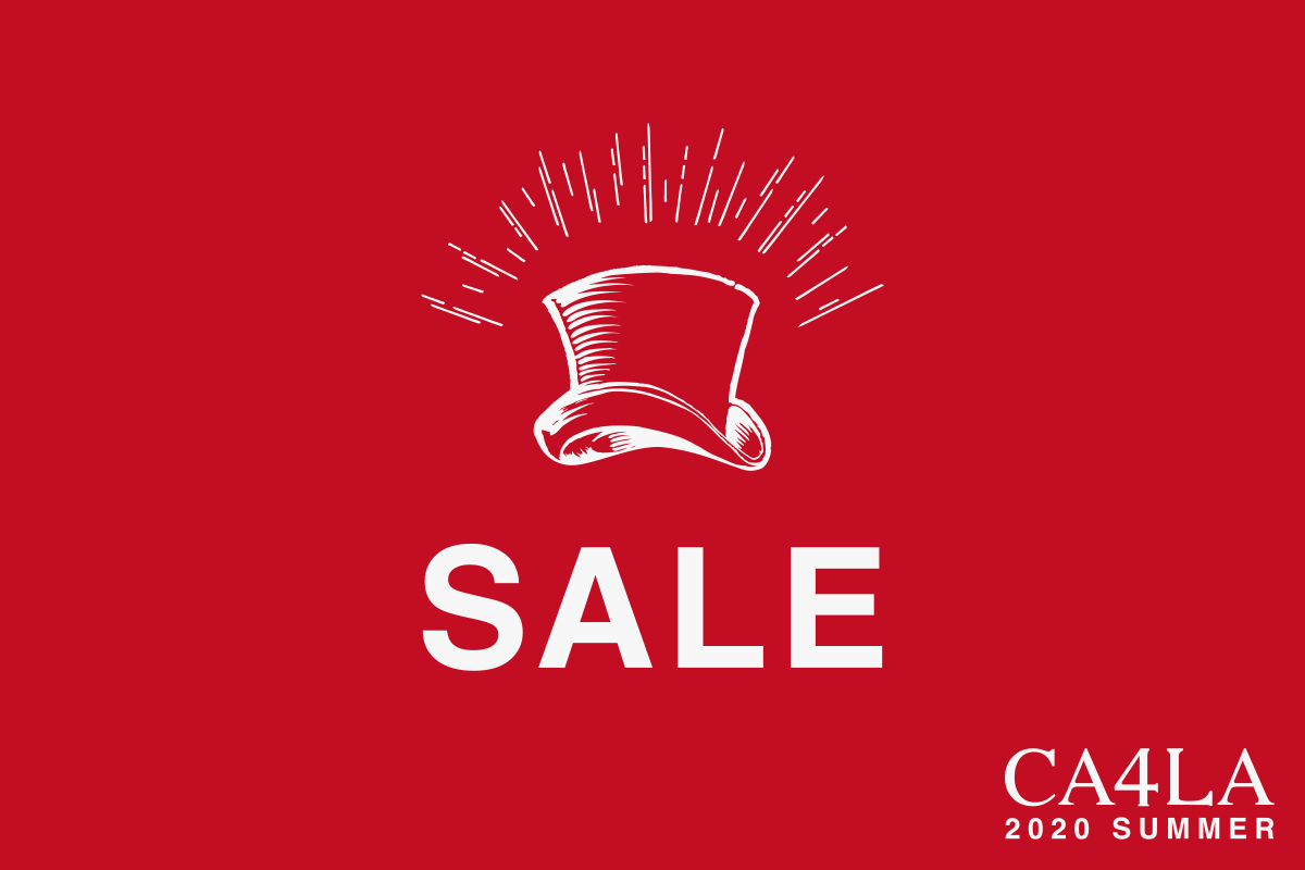 2020 CA4LA SUMMER SALE