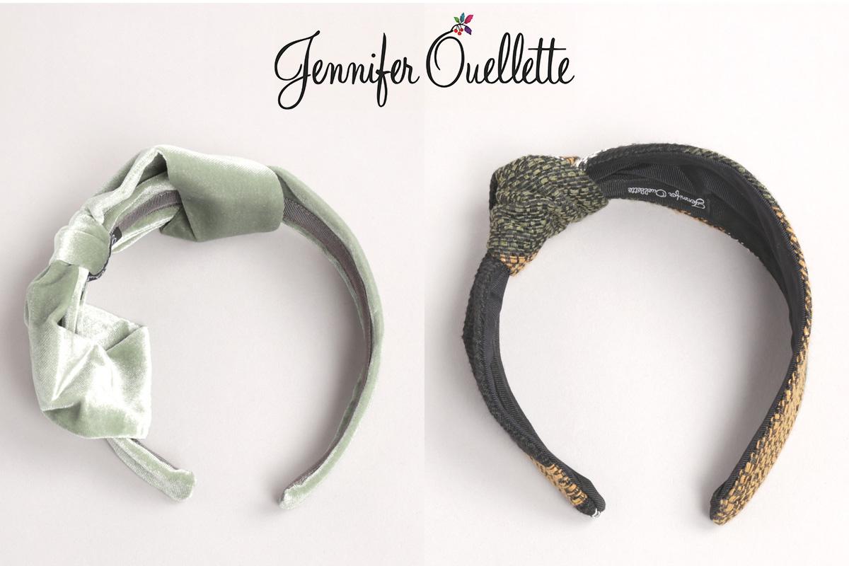 Jennifer Ouellette 20AW Collection