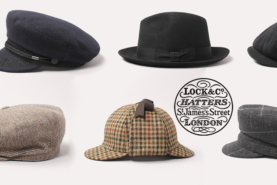 Lock & Co. Hatters 20-21AW IN STORE