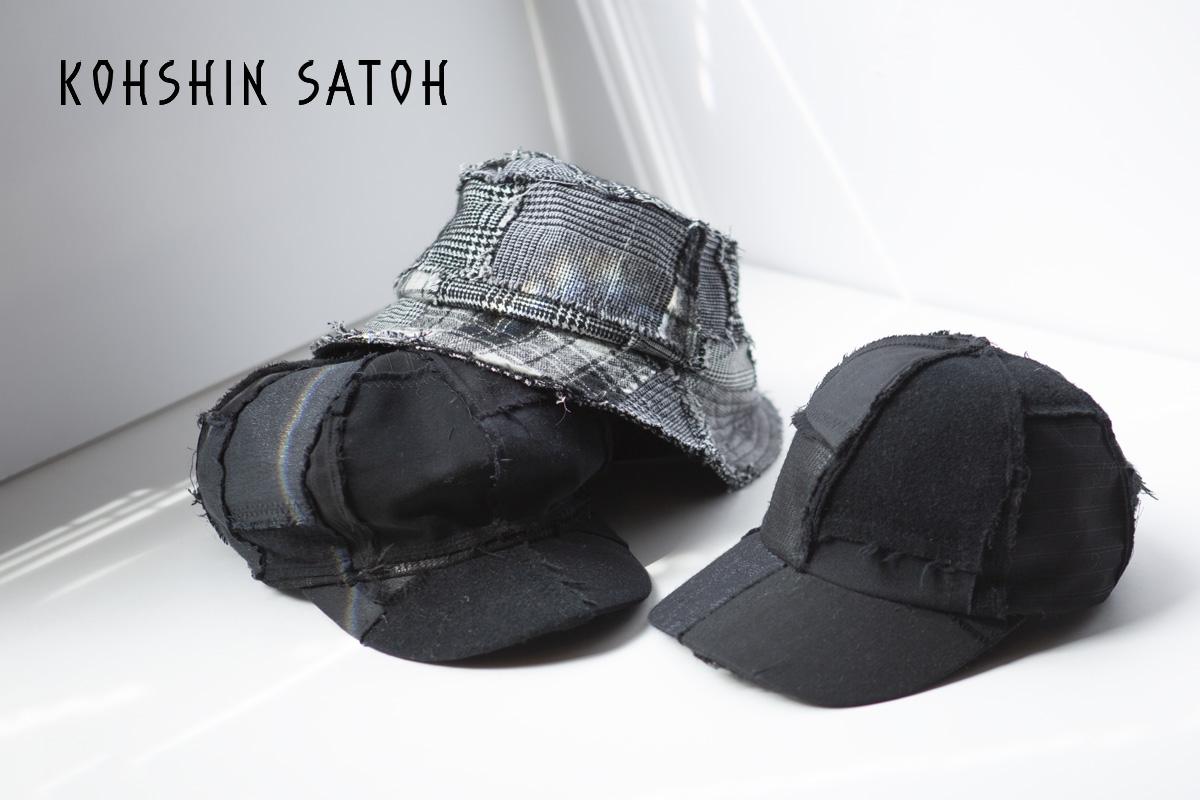 KOHSHIN SATOH ×CA4LA 2020AW