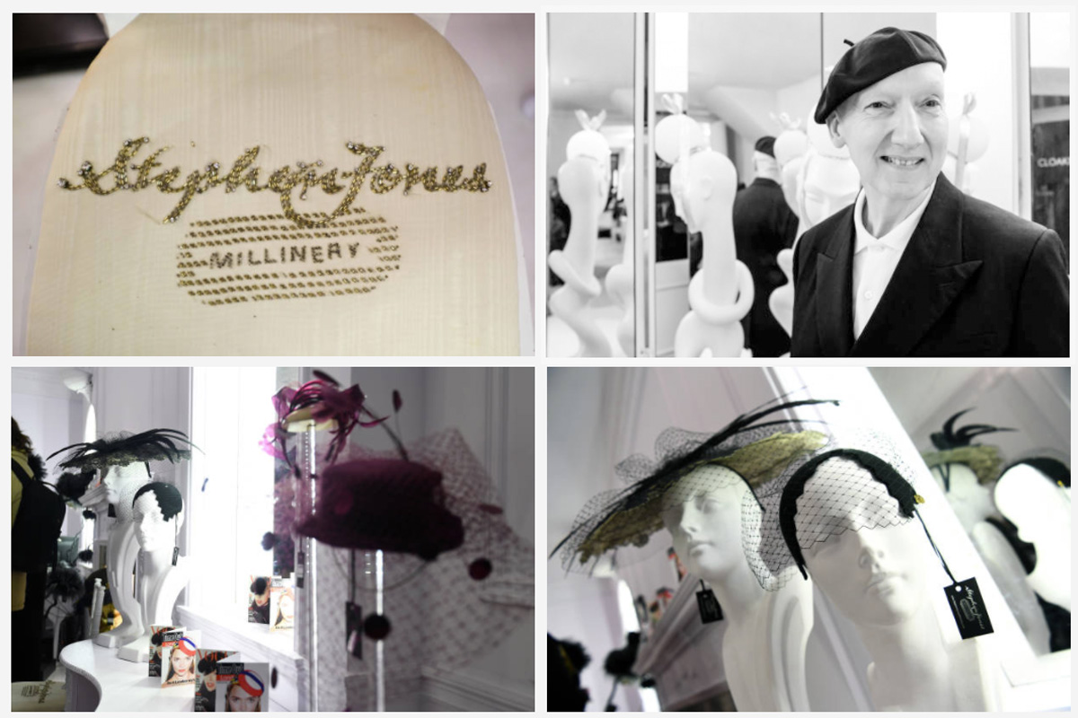 Stephen Jones Millinery 20AW COLLECTION