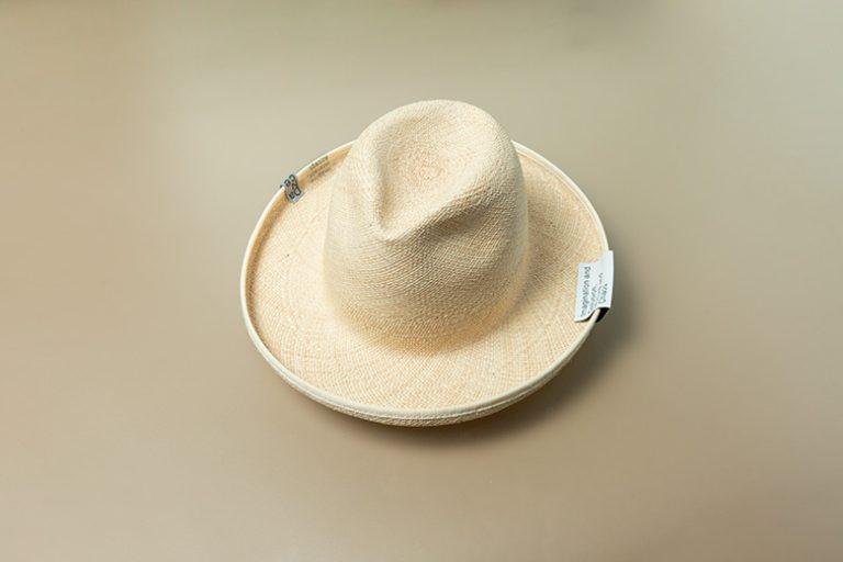 天然草・ブレード素材の帽子