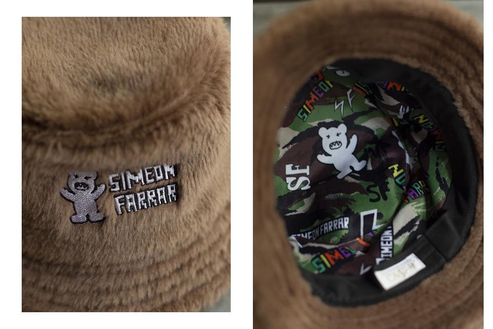 SIMEON FARRAR x CA4LA HAT