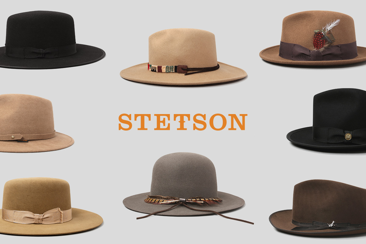 STETSON – In Stores