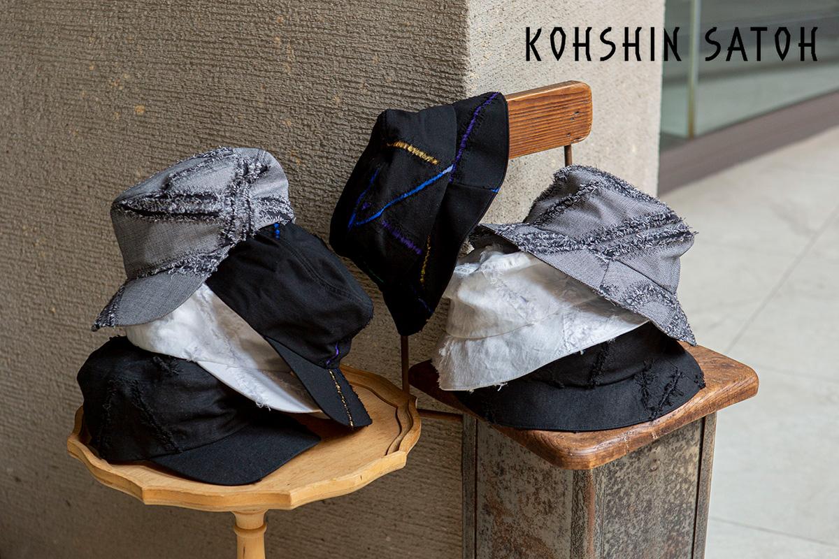 KOHSHIN SATOH ×CA4LA 2021SS